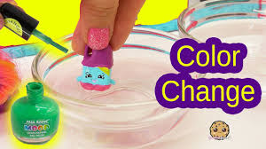 Do It Yourself Crafts by Diy Color Change Season 6 Shopkins With Nail Polish Easy Do It