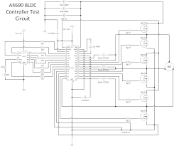component brushless dc motor driver circuit speed codeshare