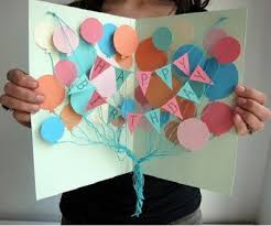 pop out birthday cards mr gift handmade card of the week pop out birthday card