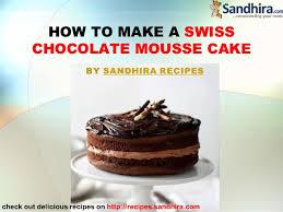 step to make a chocolate cake sweets photos blog
