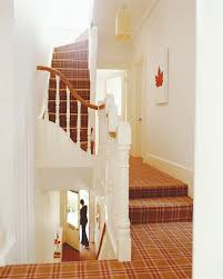 Stairs And Landing Ideas by Stairs And Landing Carpet In Brintons Abbotsford 03 Melrose Plaid