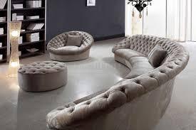 Modern Sofa Bed Sectional Fabric Modern Sectional Sofa Chair U0026 Ottoman Set