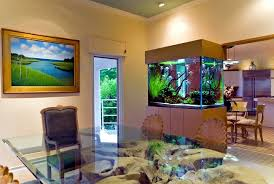 in the livingroom 100 ideas integrate aquarium designs in the wall or in the living