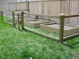 vegetable garden fence ideas deer best 25 fence garden ideas on