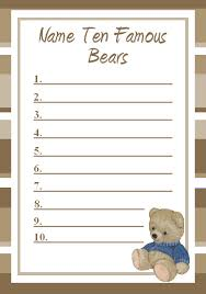 teddy baby shower teddy baby shower ideas all sorts of party ideas