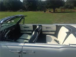 1964 Lincoln Continental Interior 1964 Lincoln Continental Convertible 176992