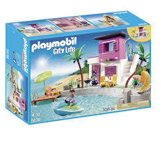 playmobil luxury beach house playset walmart canada
