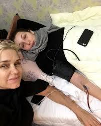 where dod yolana get lime disease yolanda hadid says invisible struggle with lyme disease led her to