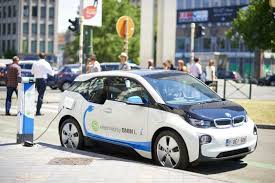 15 bmw i3s for zen car in brussels u2013 bmw i3 in zen car branding