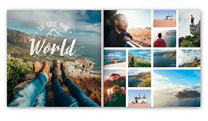 travel photo album travel photo books and vacation albums document your adventures