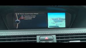 bluetooth music streaming with bmw u0027s idrive youtube