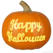 fiber optic halloween pumpkin decorations really fun halloween decor u2026