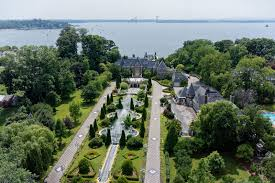 opulent great gatsby home on the market for 111 million