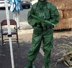 plastic army man halloween costume toy story army man