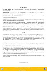 Introduction To Russia by Swissindo Trust Letter Of Introduction To The President Of Russia
