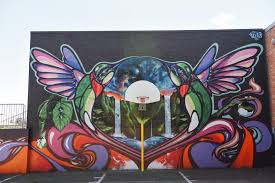 modern mural the raw project brings murals to denver public schools westword