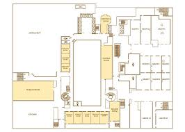 house floorplans floor plans capacity charts palmer house