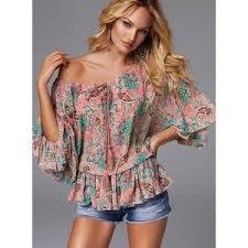 secret blouses s secret the shoulder cinched blouse polyvore