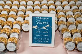 popcorn wedding favors kara s party ideas popcorn favors from a rustic chic mountain