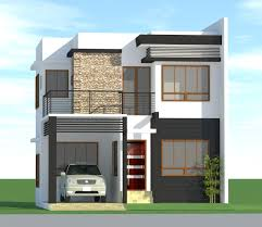 Modern Duplex House Plans New House Paint Design Philippines Fotohouse Net