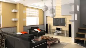 download wallpaper 1920x1080 room tv sofa interior design full