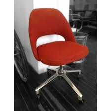 chaise de bureau knoll chaise saarinen fabulous with chaise saarinen chaises