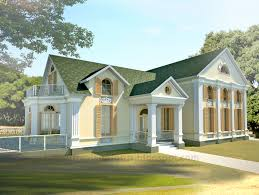 Neoclassical Home Plans Neoclassical House