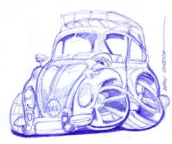 volkswagen bug drawing the world u0027s best photos of draw and volkswagen flickr hive mind