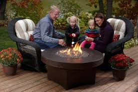 Oriflamme Fire Tables Tabletop Gas Fire Pit Fire Pit Ideas