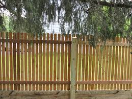 Modern Fence by Picket Fences Whitmore Fence