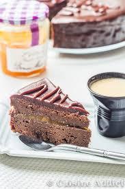 cuisine adict sacher torte austrian chocolate cake cuisine addict cuisine