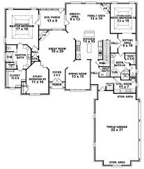 4 level backsplit house plans house plans
