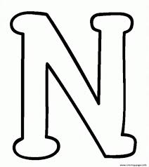 big n free alphabet s65dc coloring pages printable