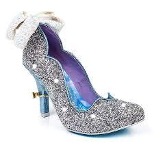cinderella light up shoes size 7 8 cinderella sparkling slipper heels limited edition thinkgeek