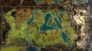 Gw2 World Map by Guild Wars 2 Forum Forum And Website Bugs Gendarran Fields Map