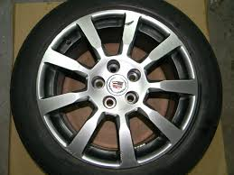 cadillac cts tire size martin s cars 2009 cadillac cts wheels and tires