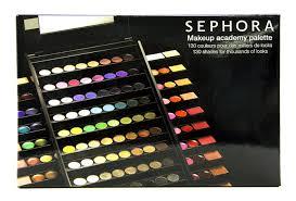 sephora makeup academy 2016
