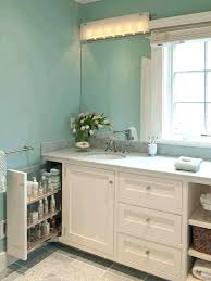 Bathroom Vanity Storage Tower Bathroom Counter Shelf Bathroom Counter Storage Tower Bathroom