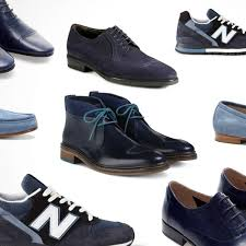 matching shoes for him and loafers vs boat shoes navy blazer blues askmen