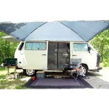 Just Kampers Awning Awning Plus Larger Version Gray