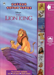 lion king golden sight u0027n u0027 sound book disney wiki fandom