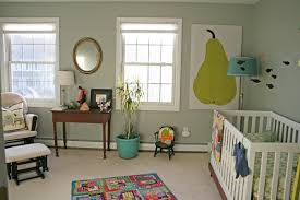 cute baby u0027s room who would have thought gray would make such a