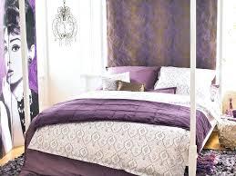 Purple Decor For Bedroom Image Purple And Grey Bedroom Ideas
