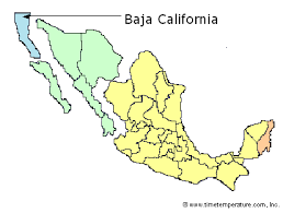map of time zones usa and mexico baja california mexico time zone local time in baja california