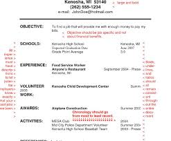 high resume sle for college admission high studentme objective statement recent graduate sles