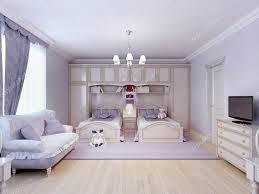 kinder schlafzimmer schlafzimmer für zwei personen stockfoto 87650106