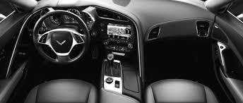 corvette stingray 2014 interior chevy shows the corvette stingray s interior