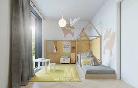 Yellow Feature Wall Bedroom Contemporaryjust Interior Ideas Just Interior Design Ideas