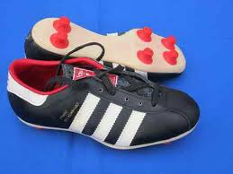 buy football boots germany adidas franz beckenbauer vintage football boots 60 s 70 s