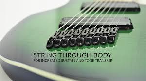 9 string fanned fret halo octavia 9 string guitar 30 28 fanned fret multi scale